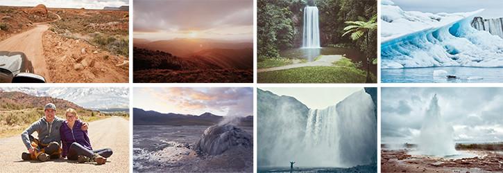 Wir konnten schon viele tolle Ziele von unserer Bucketlist streichen: USA, Australien, Neuseeland, Island, Peru und Chile. Trotzdem stehen noch genug Destinationen auf unserer Liste