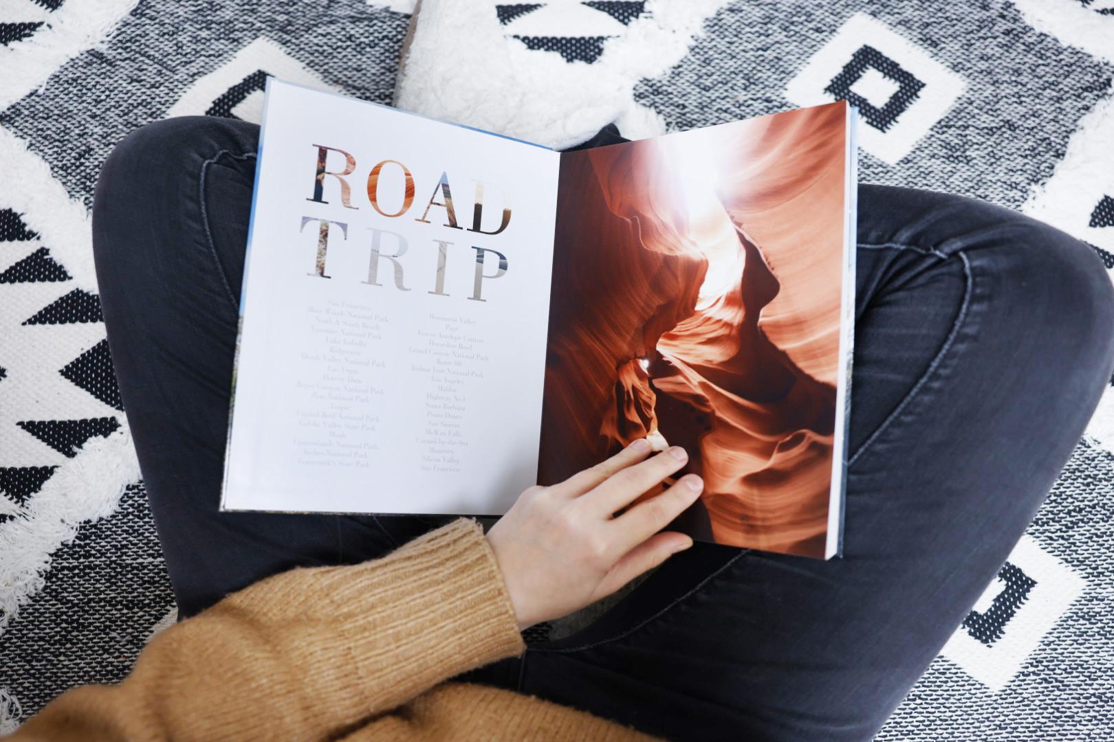 Ein Fotobuch zu gestalten ist wie die Reise selbst noch einmal zu durchleben