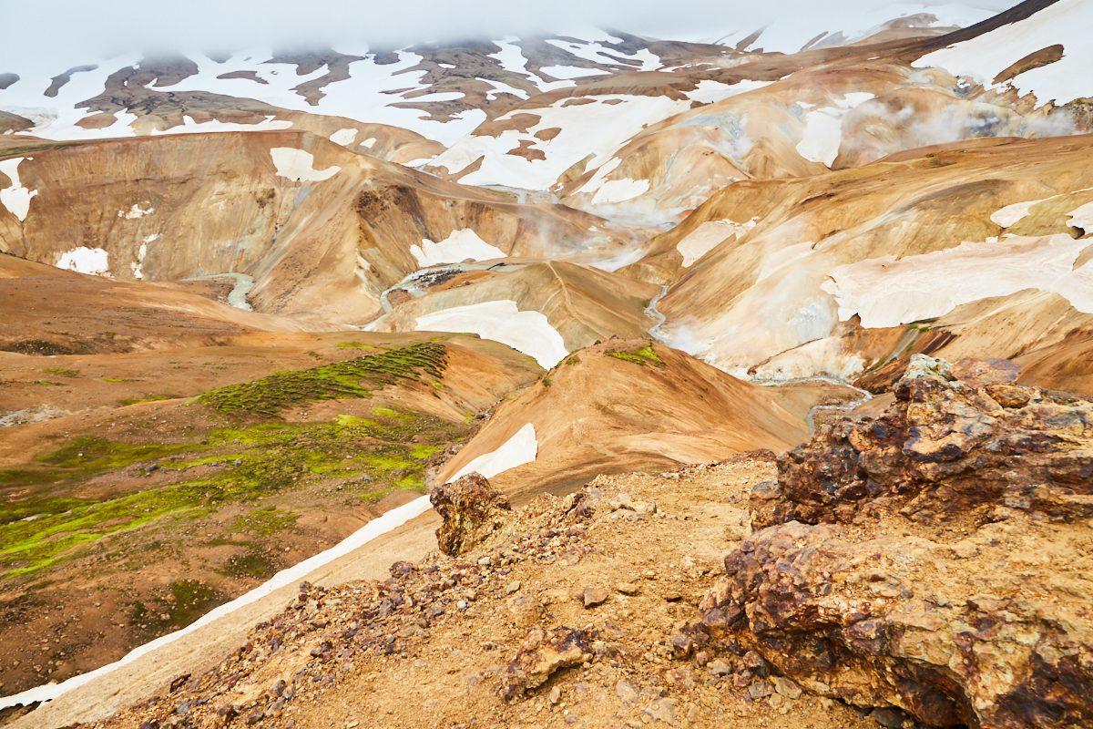 Kerlingarfköll, Island, Iceland, Wanderung, hike, hiking, miles and shores, travelblog, landscape, must see